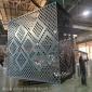 铝单板冲孔空调罩_铝合金空调外机罩定制